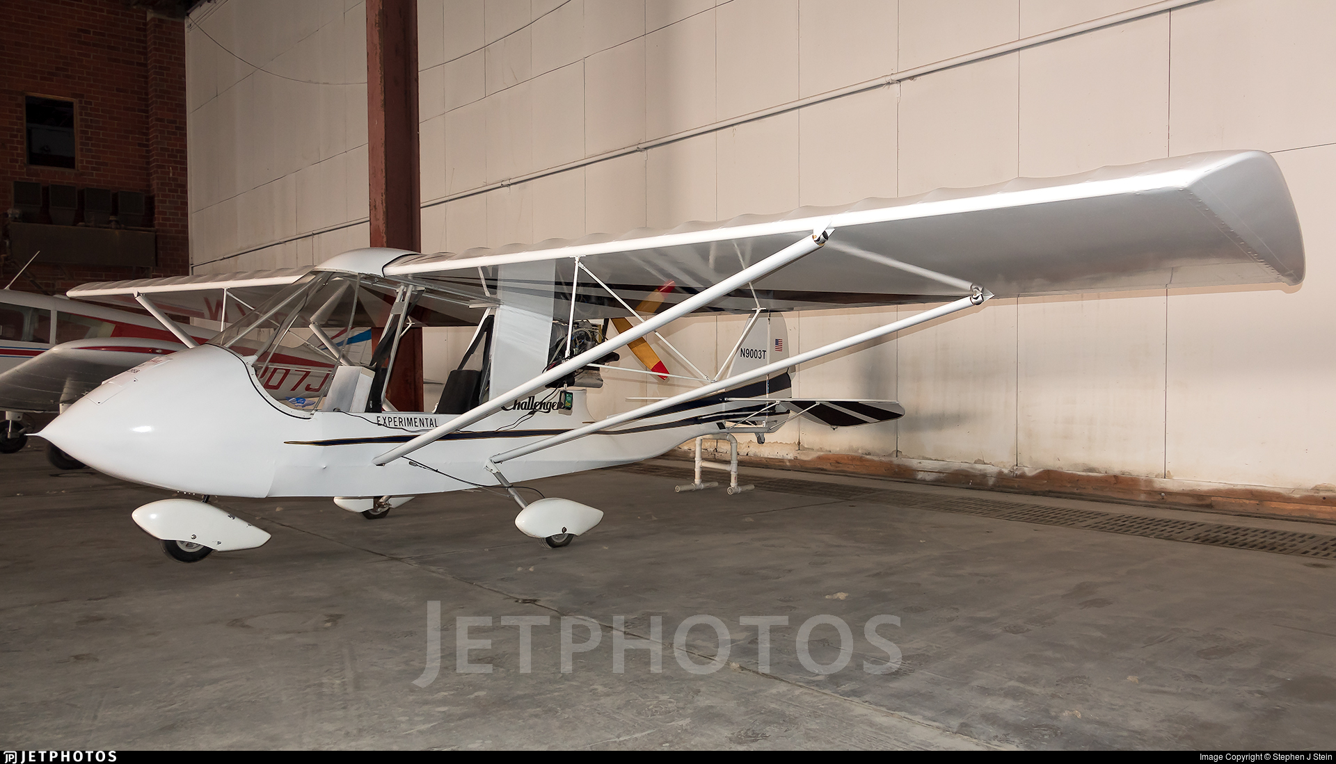 N9003T - Quad City Challenger II - Private