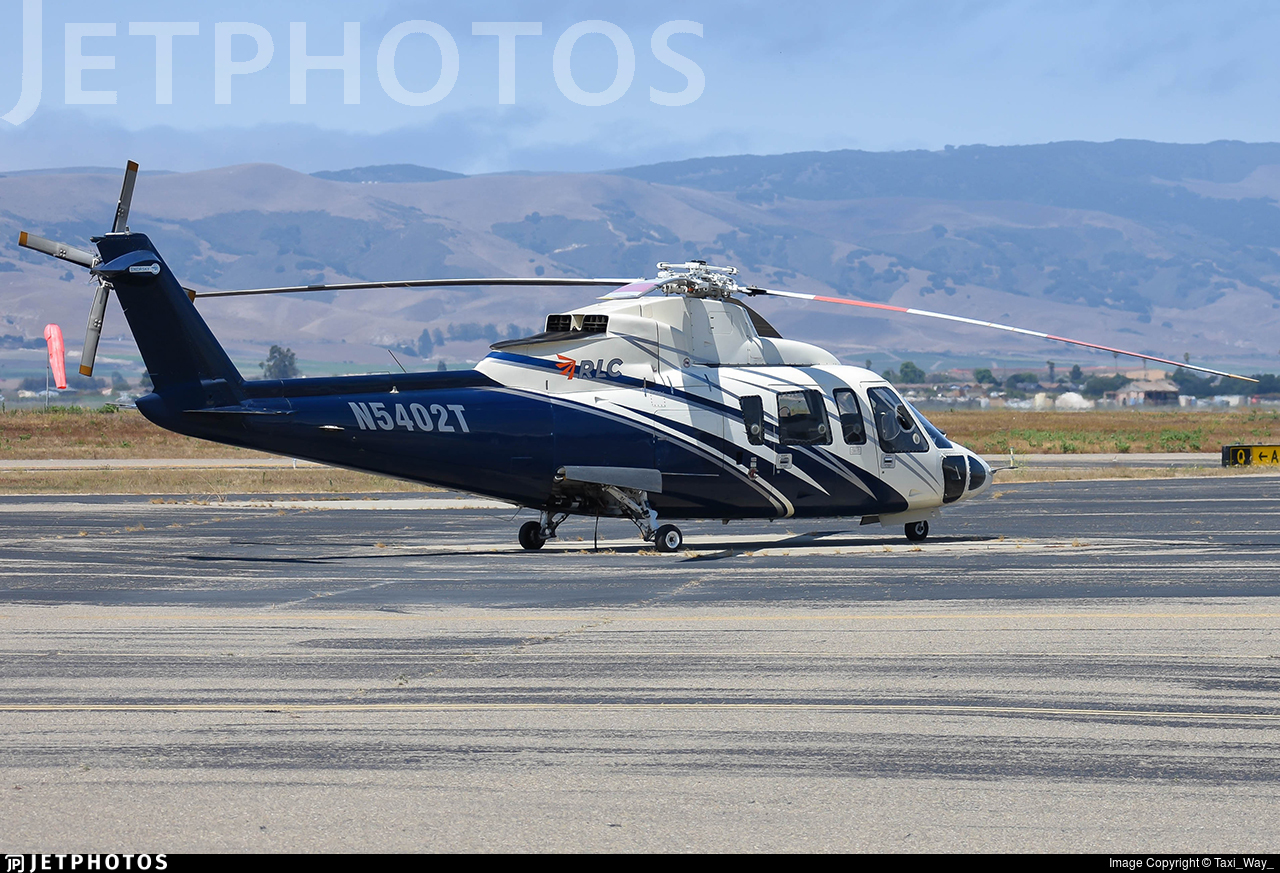 N5402T - Sikorsky S-76A - RLC - Rotorcraft Leasing Corporation