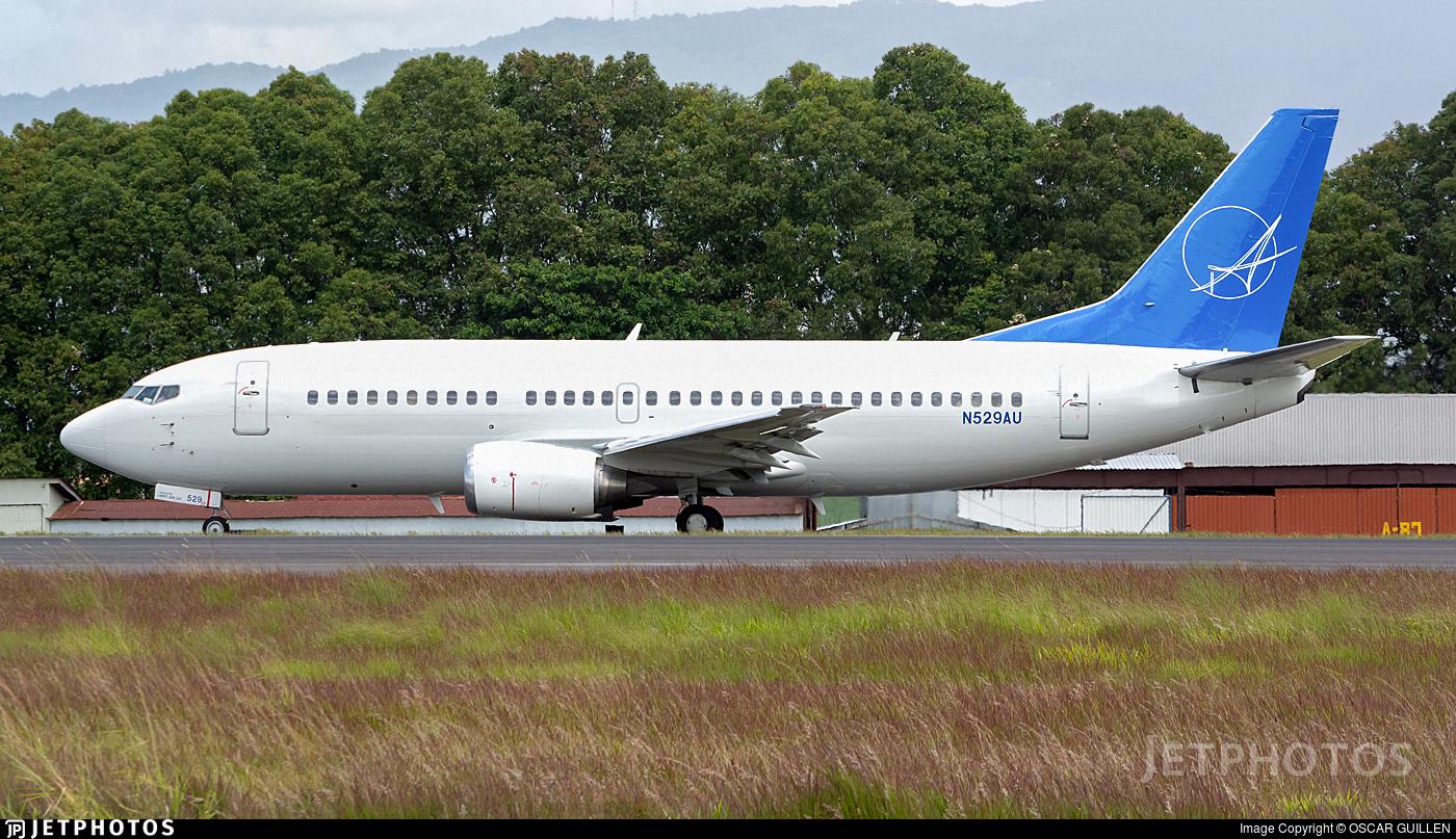 N529AU - Boeing 737-3B7 - iAero Airways