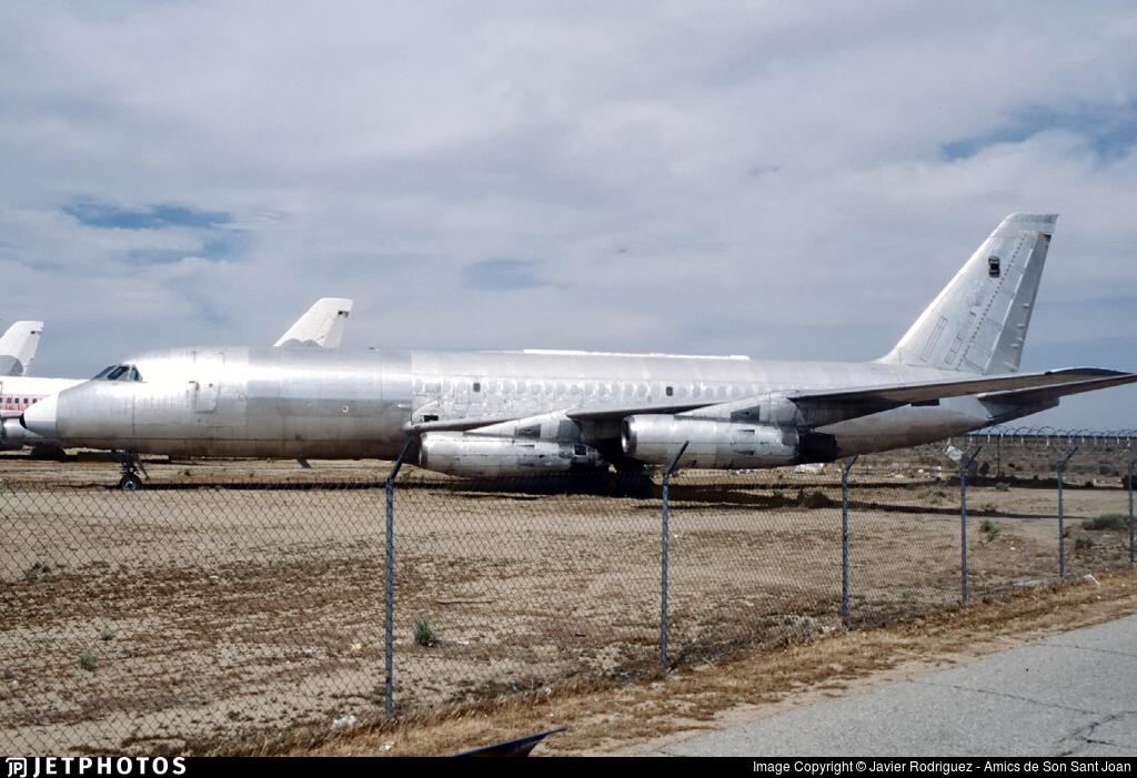 N819AJ - Convair CV-880 - Untitled