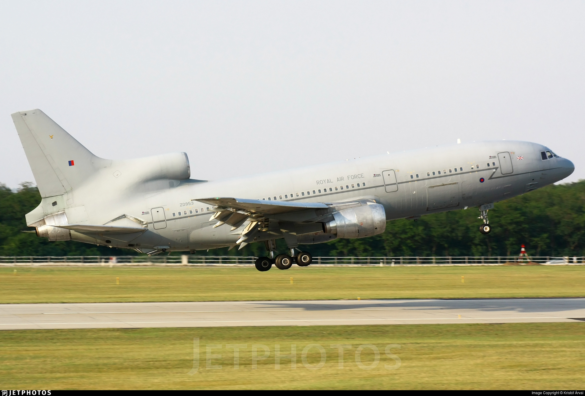 ZD953 - Lockheed Tristar KC.1 - United Kingdom - Royal Air Force (RAF)