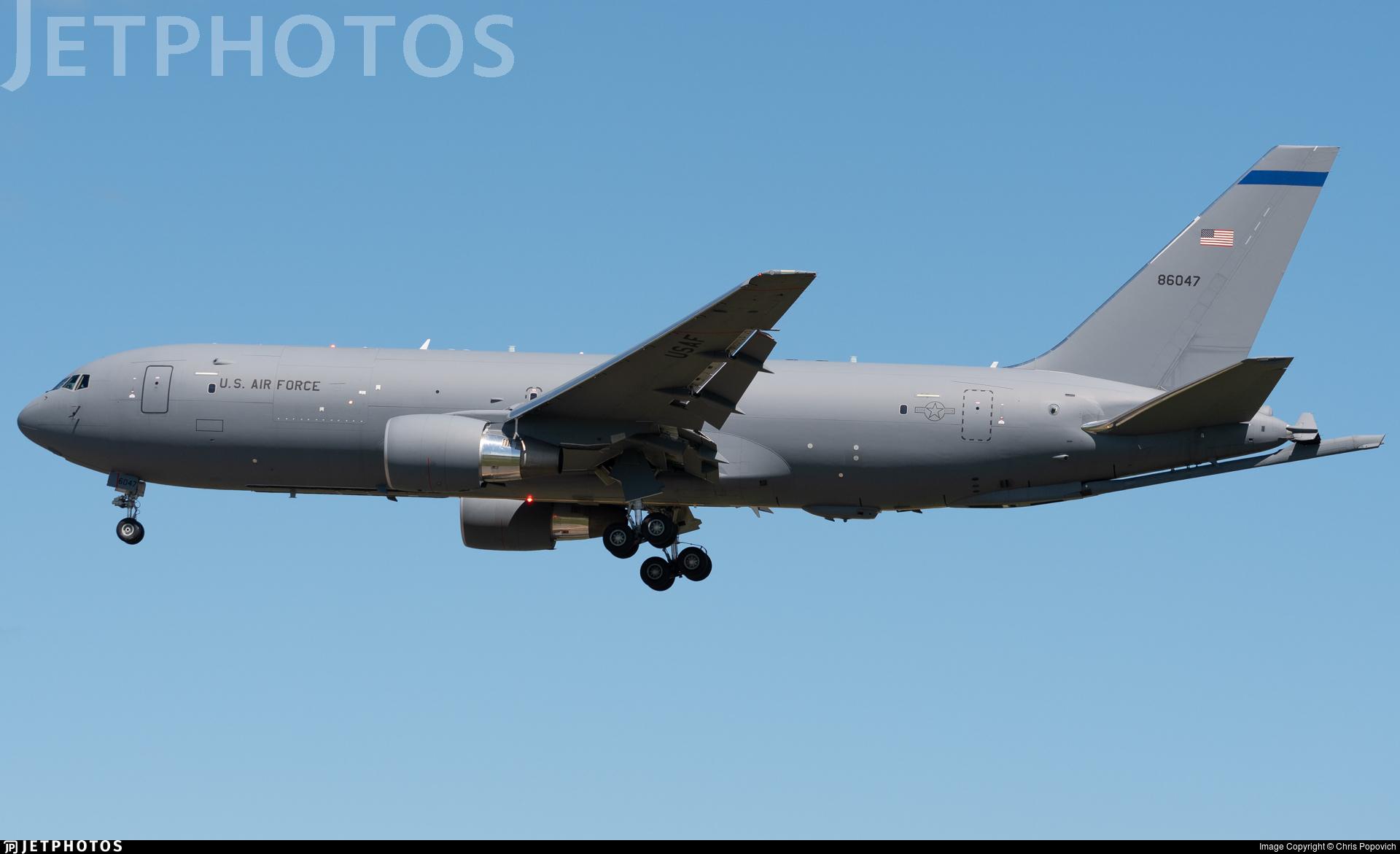 18-46047 - Boeing KC-46A Pegasus - United States - US Air Force (USAF)
