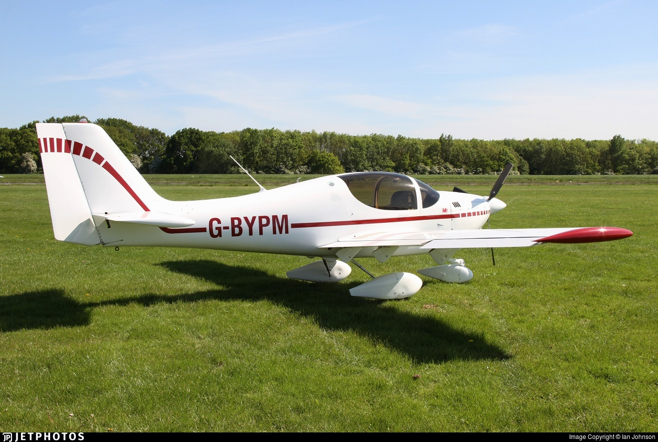 G-BYPM - Europa XS - Private