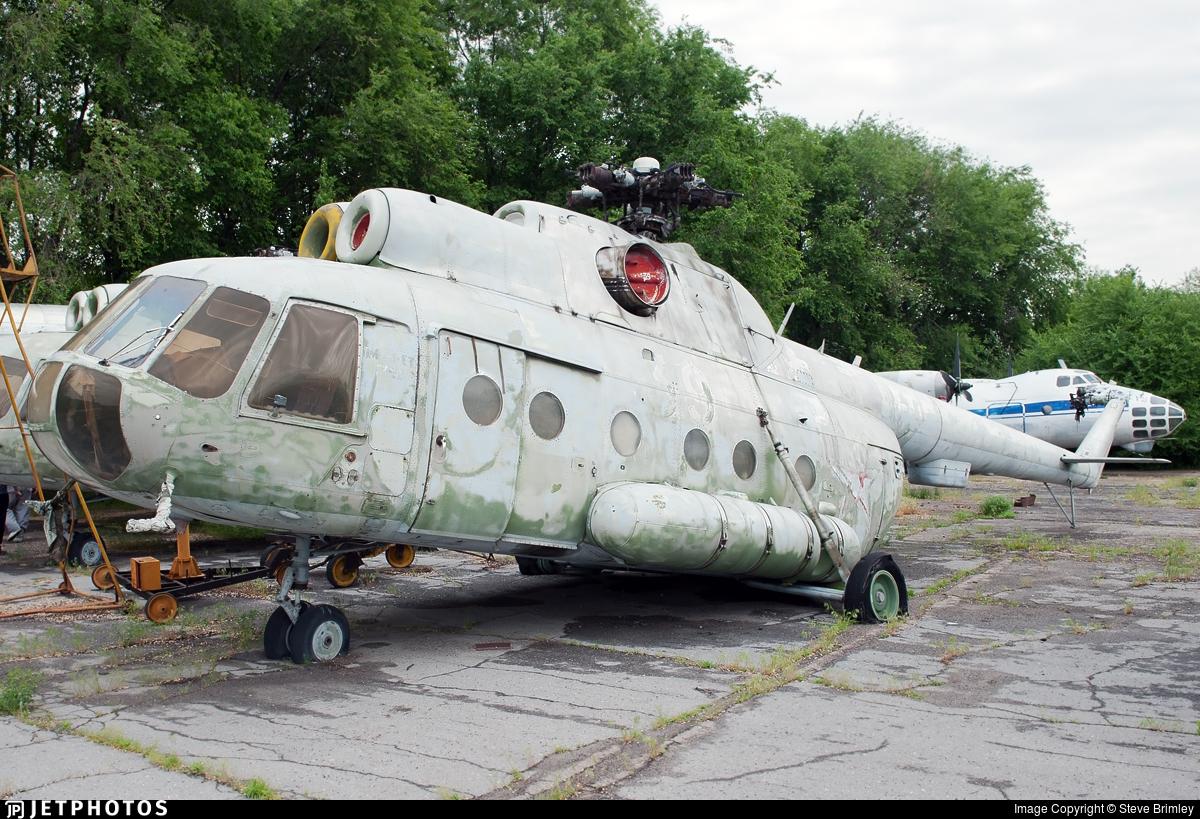 39 - Mil Mi-8 Hip - Kazakhstan - Air Force