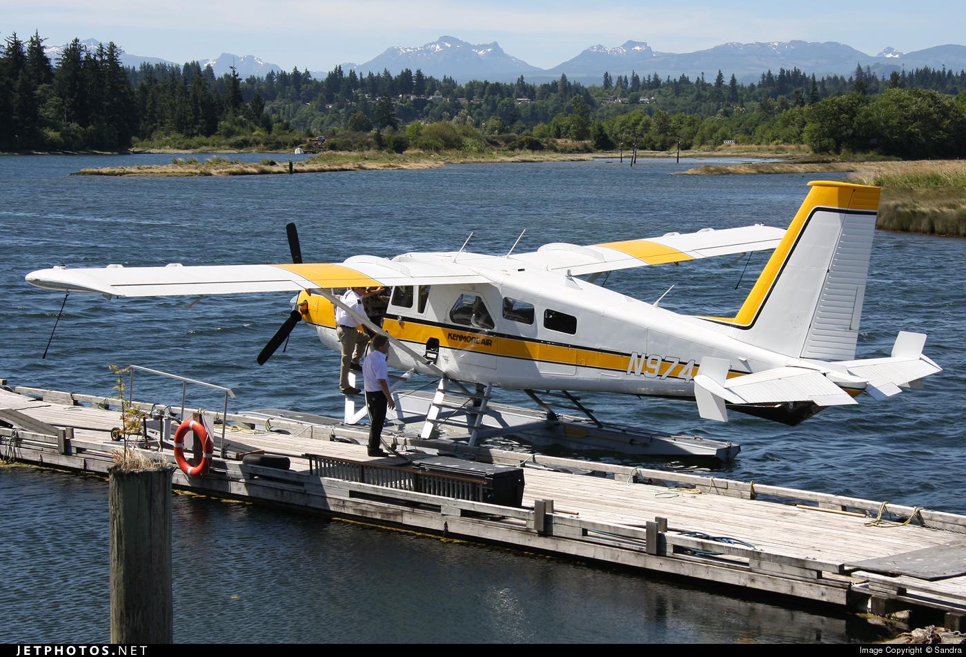 N9744T - De Havilland Canada DHC-2 Mk.III Turbo-Beaver - Kenmore Air