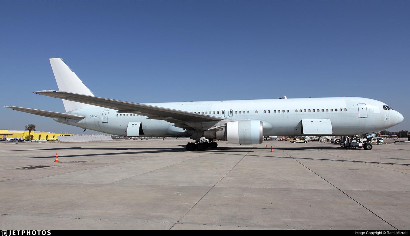 C-FCAE - Boeing 767-375(ER) - Untitled