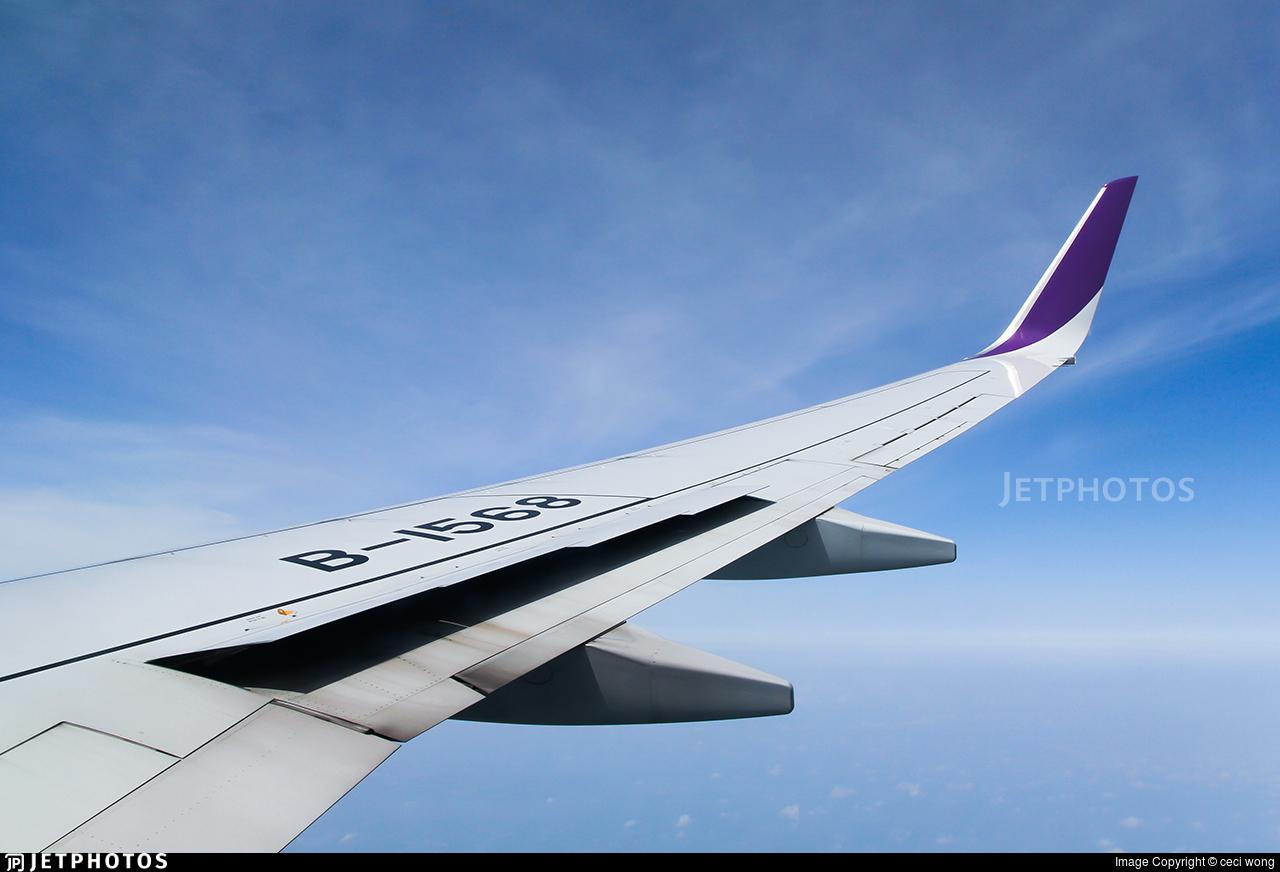 B-1568 - Boeing 737-8EH - Urumqi Air