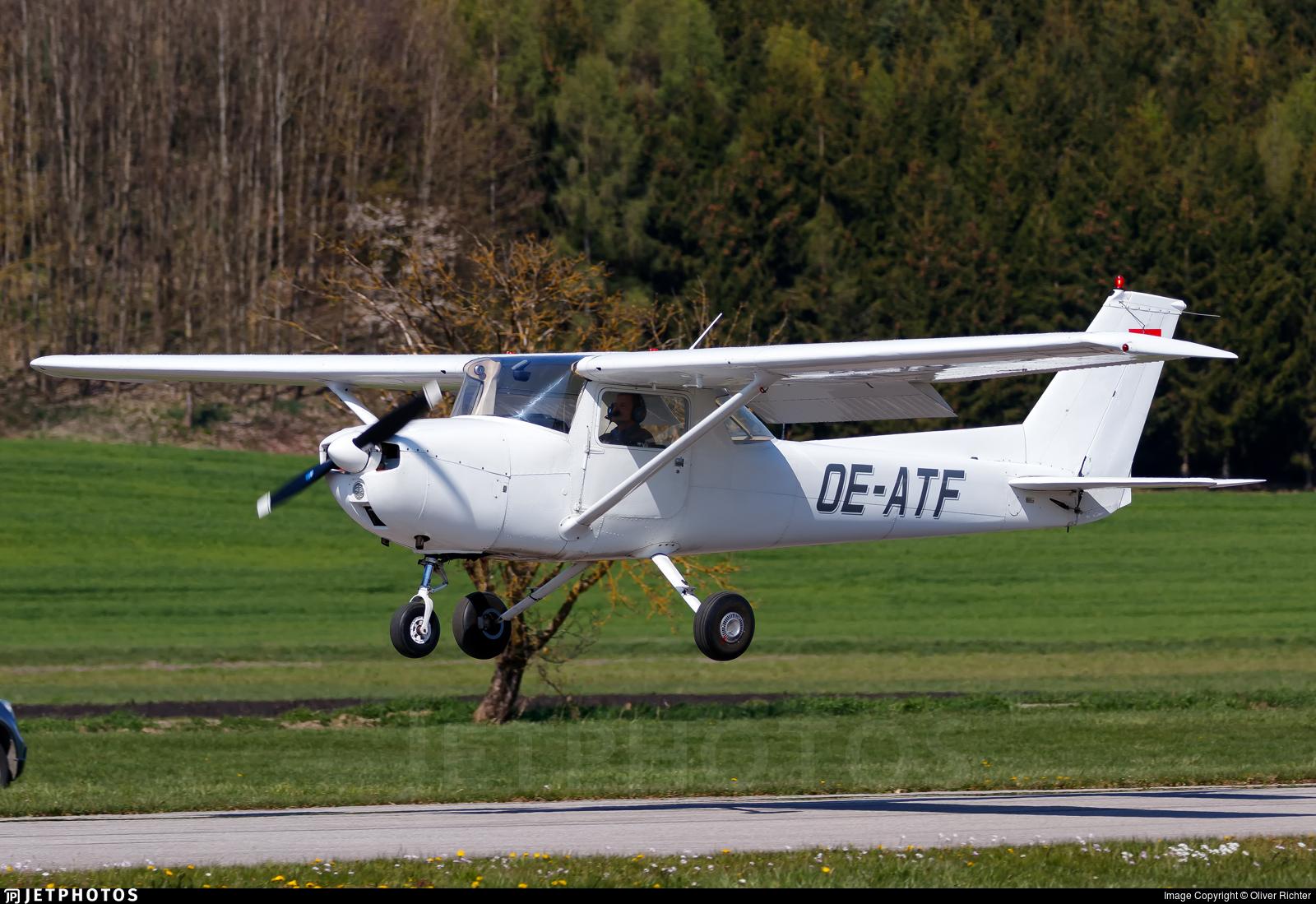 OE-ATF - Reims-Cessna FRA150L Aerobat - flywest Flight Training Center