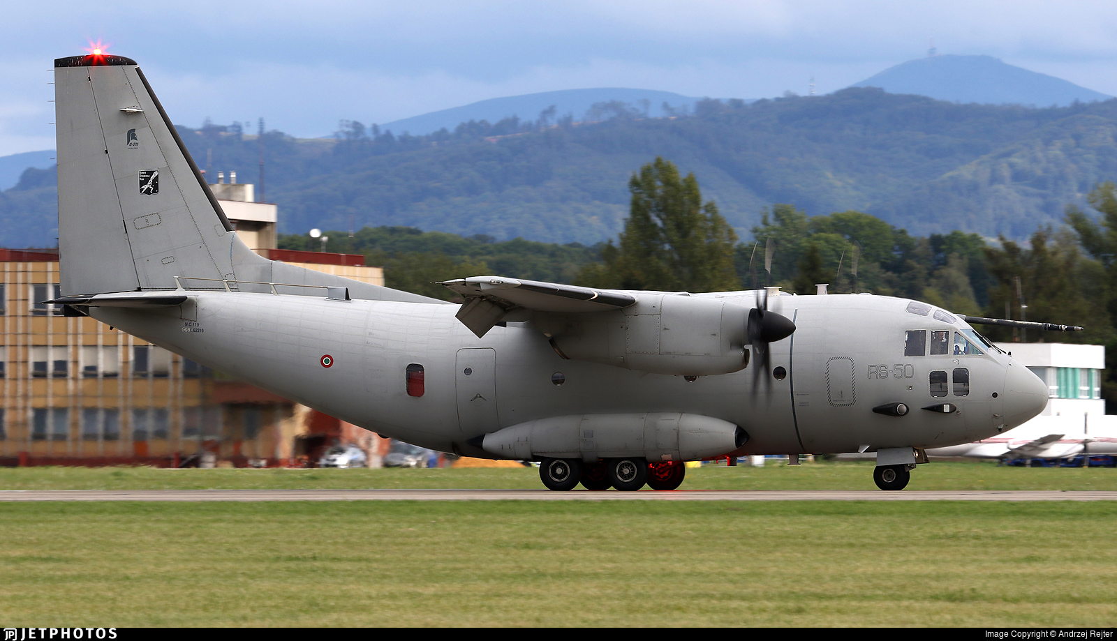 MM62219 - Alenia C-27J Spartan - Italy - Air Force