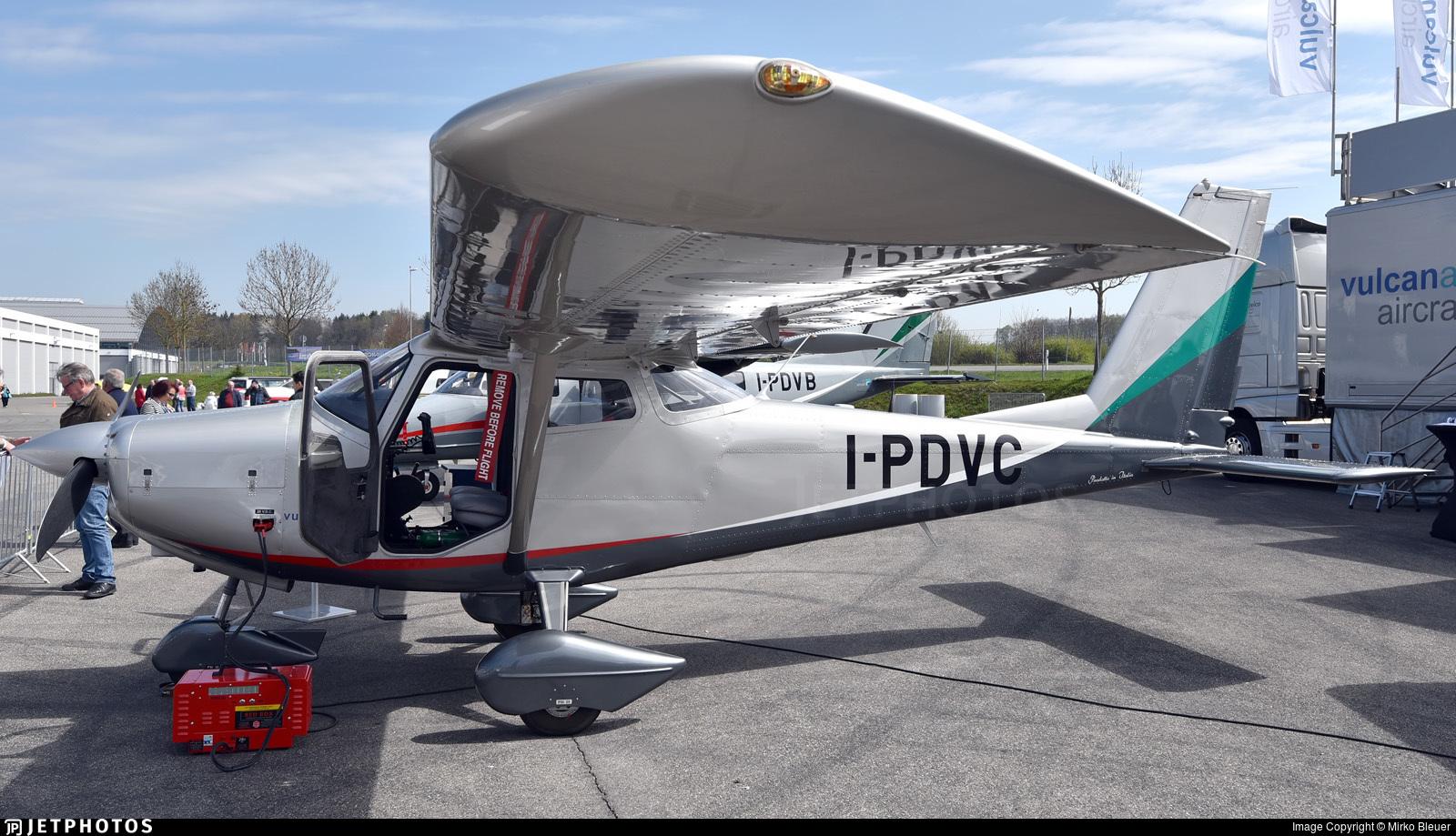 I-PDVC - Vulcanair V1.0 - Vulcanair