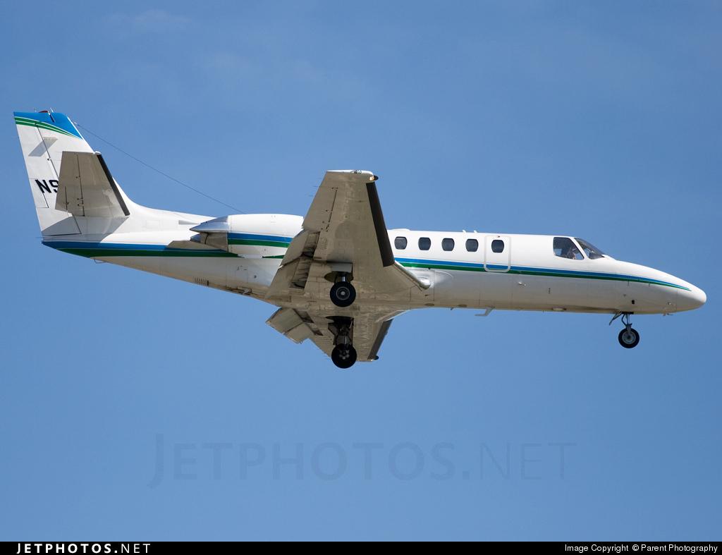 N980AG - Cessna 560 Citation Ultra - Private
