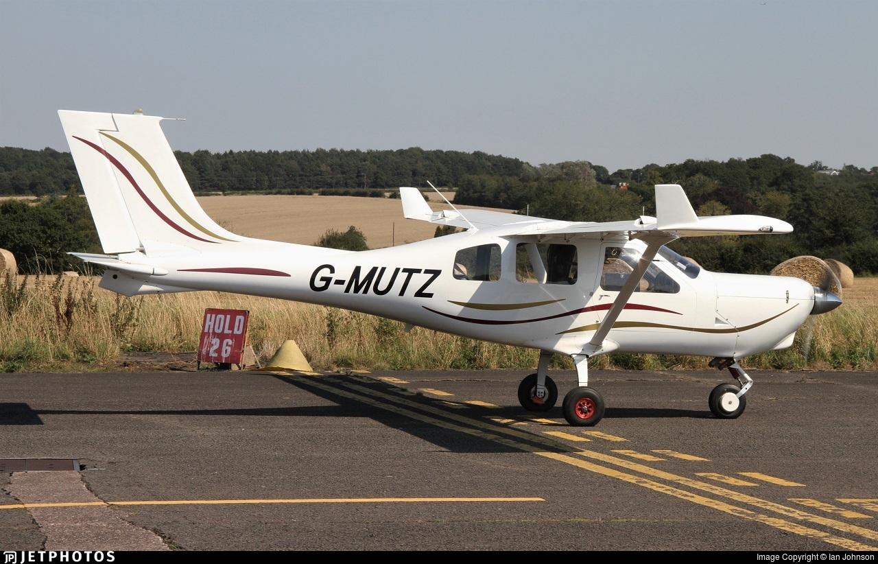 G-MUTZ   Jabiru J430   Private   Ian Johnson   JetPhotos