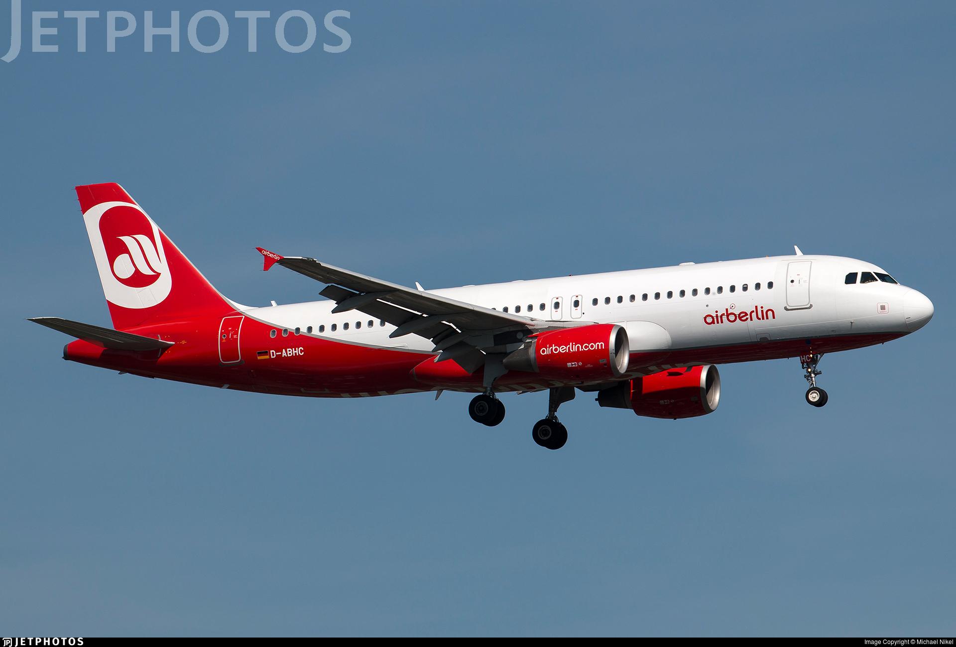 D-ABHC - Airbus A320-214 - Eurowings (LGW Luftfahrtgesellschaft Walter)