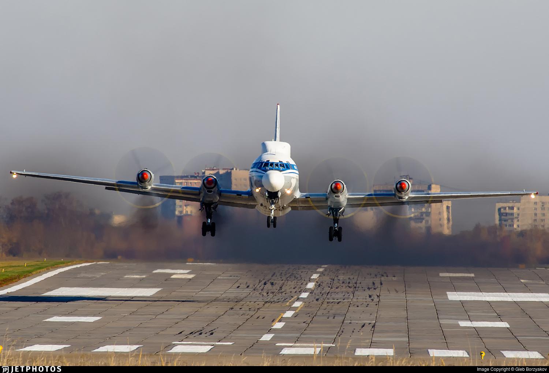 RF-75315 - Ilyushin Il-20RT - Russia - Navy