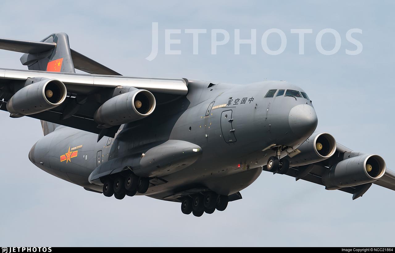 11051 - Xian Y-20 - China - Air Force