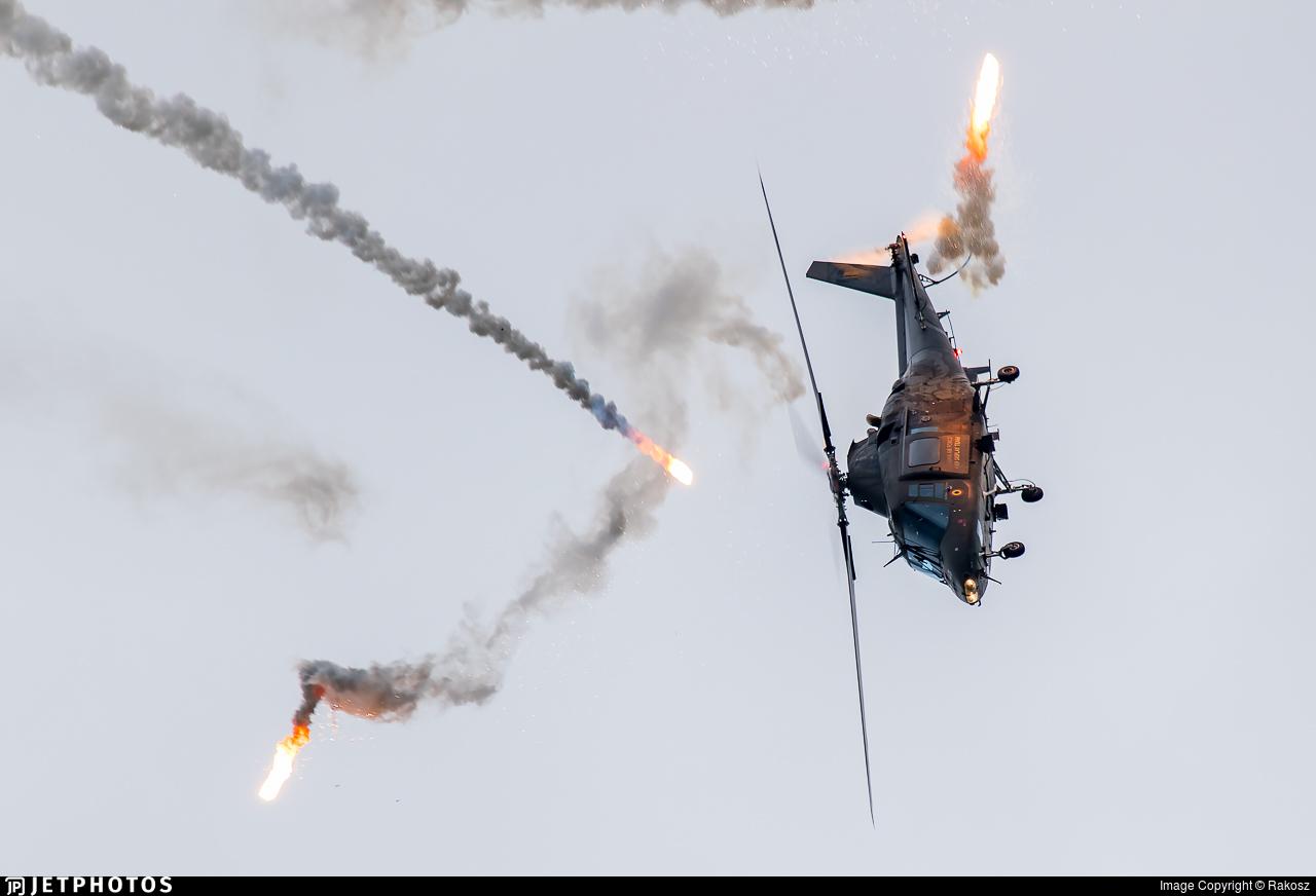 H-24 - Agusta A109BA - Belgium - Air Force