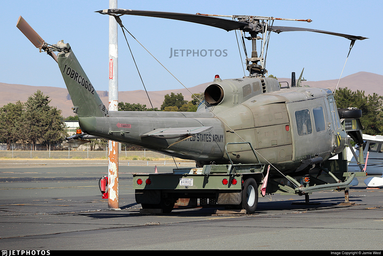67-19493 - Bell UH-1H Iroquois - United States - US Army