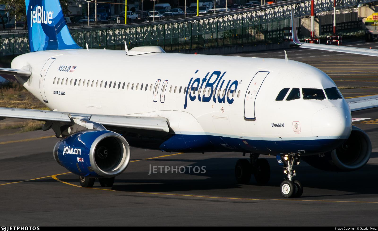 N503JB - Airbus A320-232 - jetBlue Airways