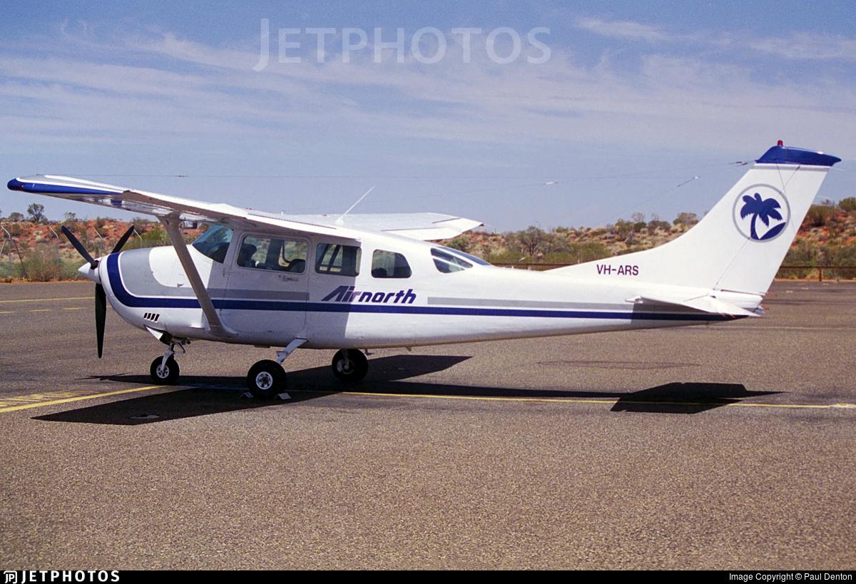 VH-ARS - Cessna TU206G Turbo Stationair - Airnorth