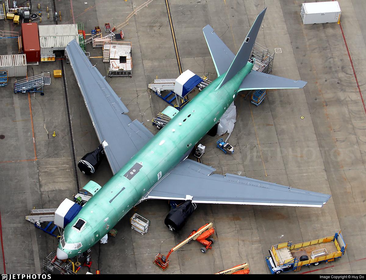 - Boeing KC-46A Pegasus - Boeing Company