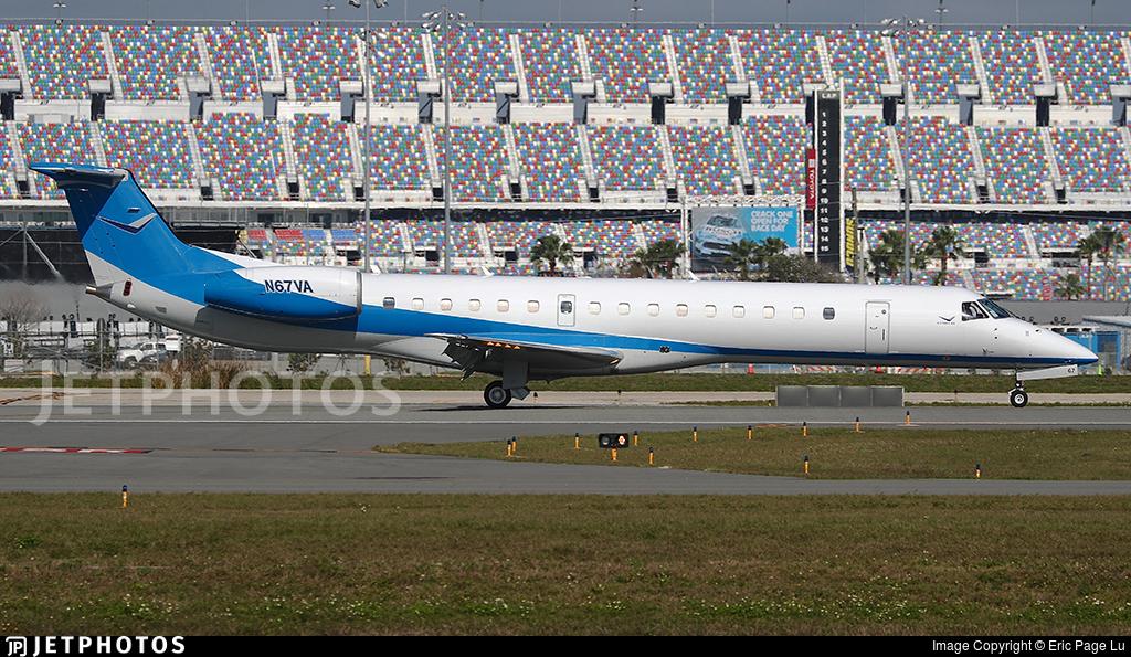 N67VA - Embraer ERJ-145LR - Victory Air