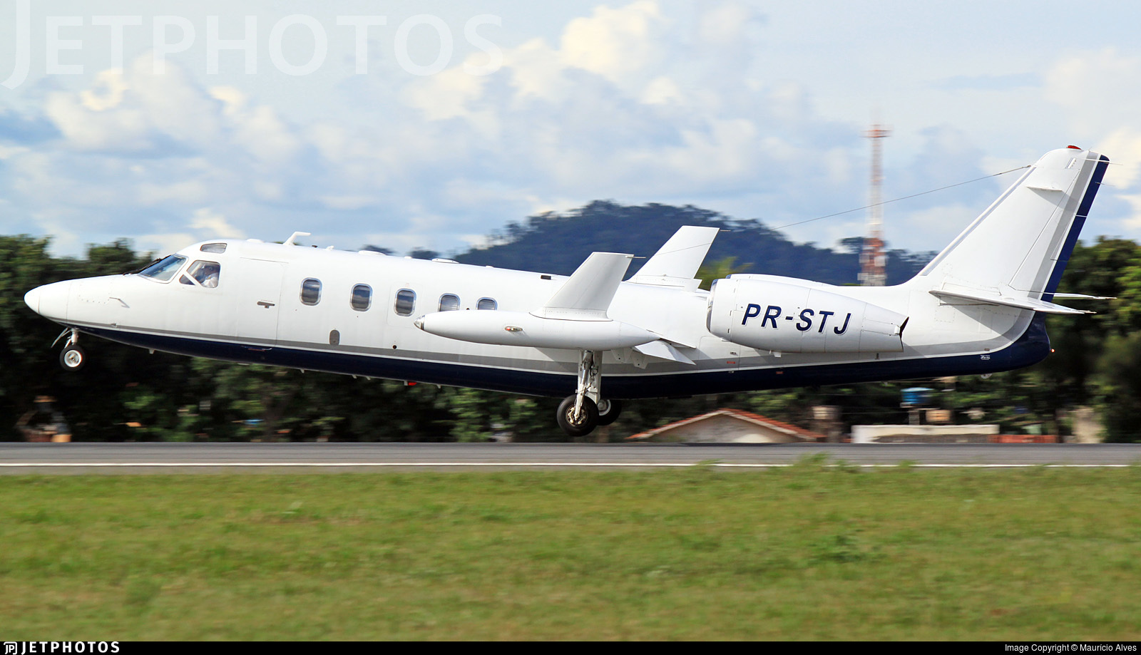 PR-STJ - IAI 1124A Westwind II - Private