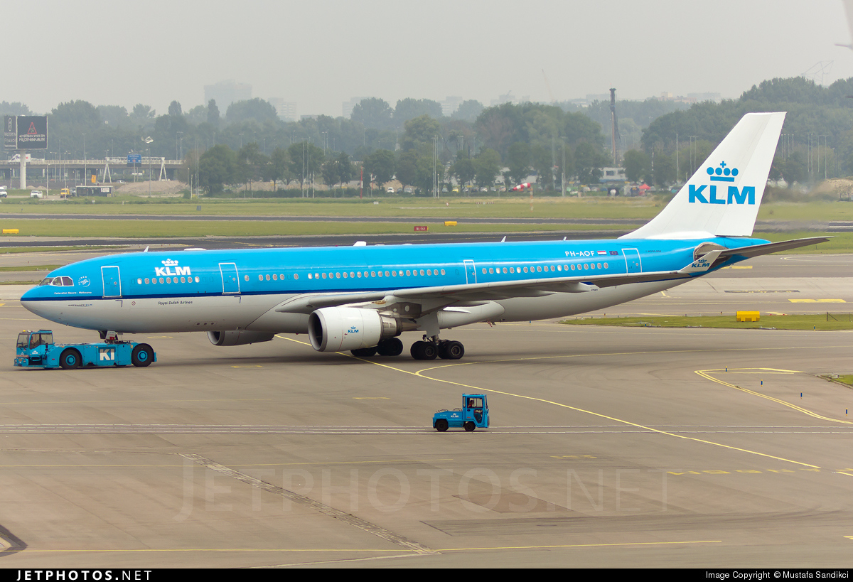 Aof: KLM Royal Dutch Airlines