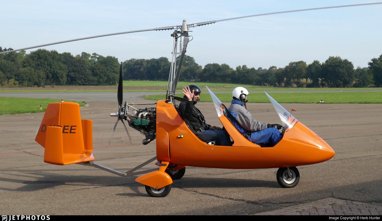 D-MSEE - AutoGyro Europe MT-03 Eagle - Private