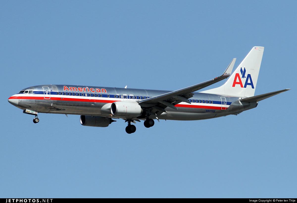 N905NN - Boeing 737-832 - American Airlines