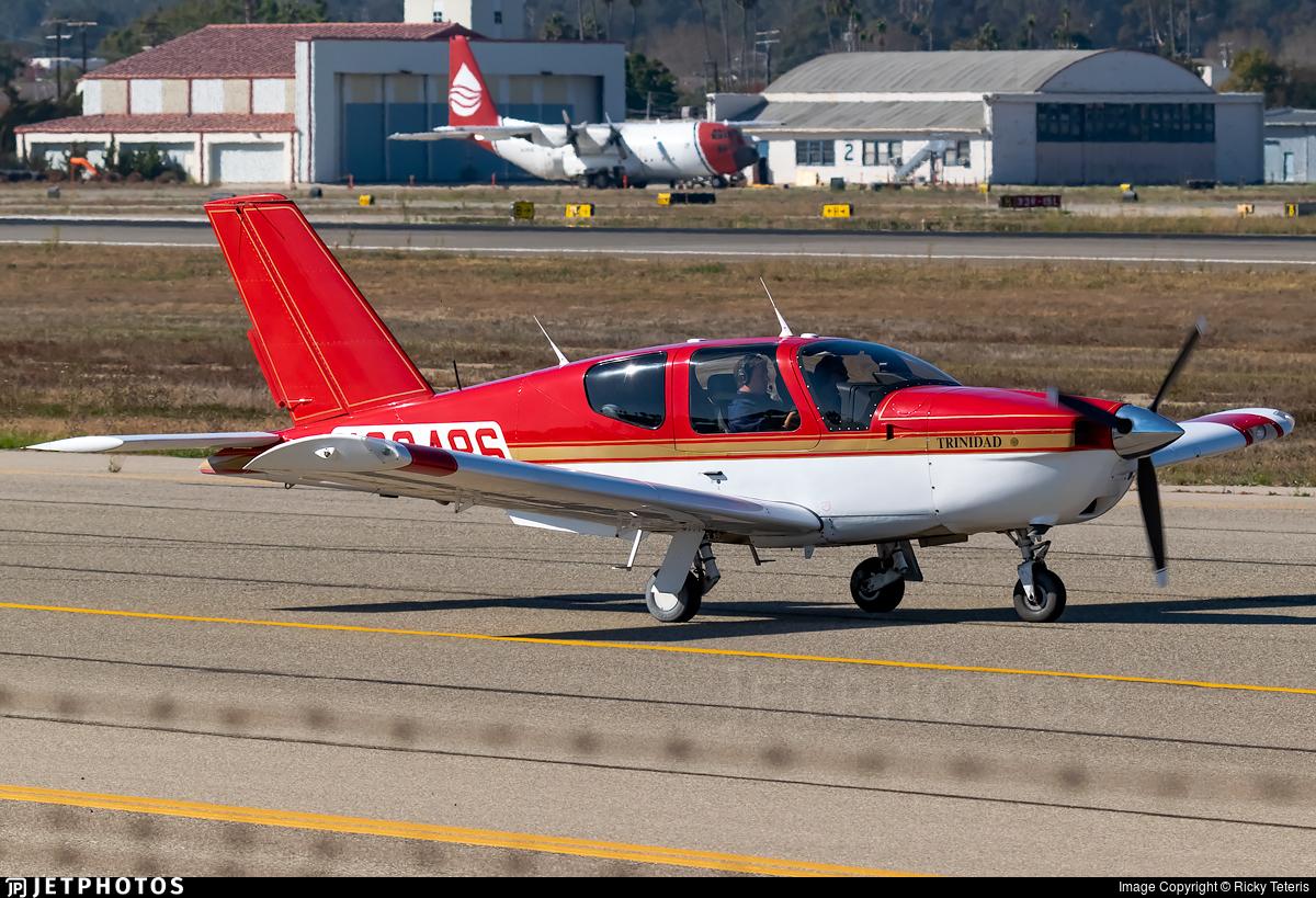 N30486 - Socata TB-20 Trinidad - Private