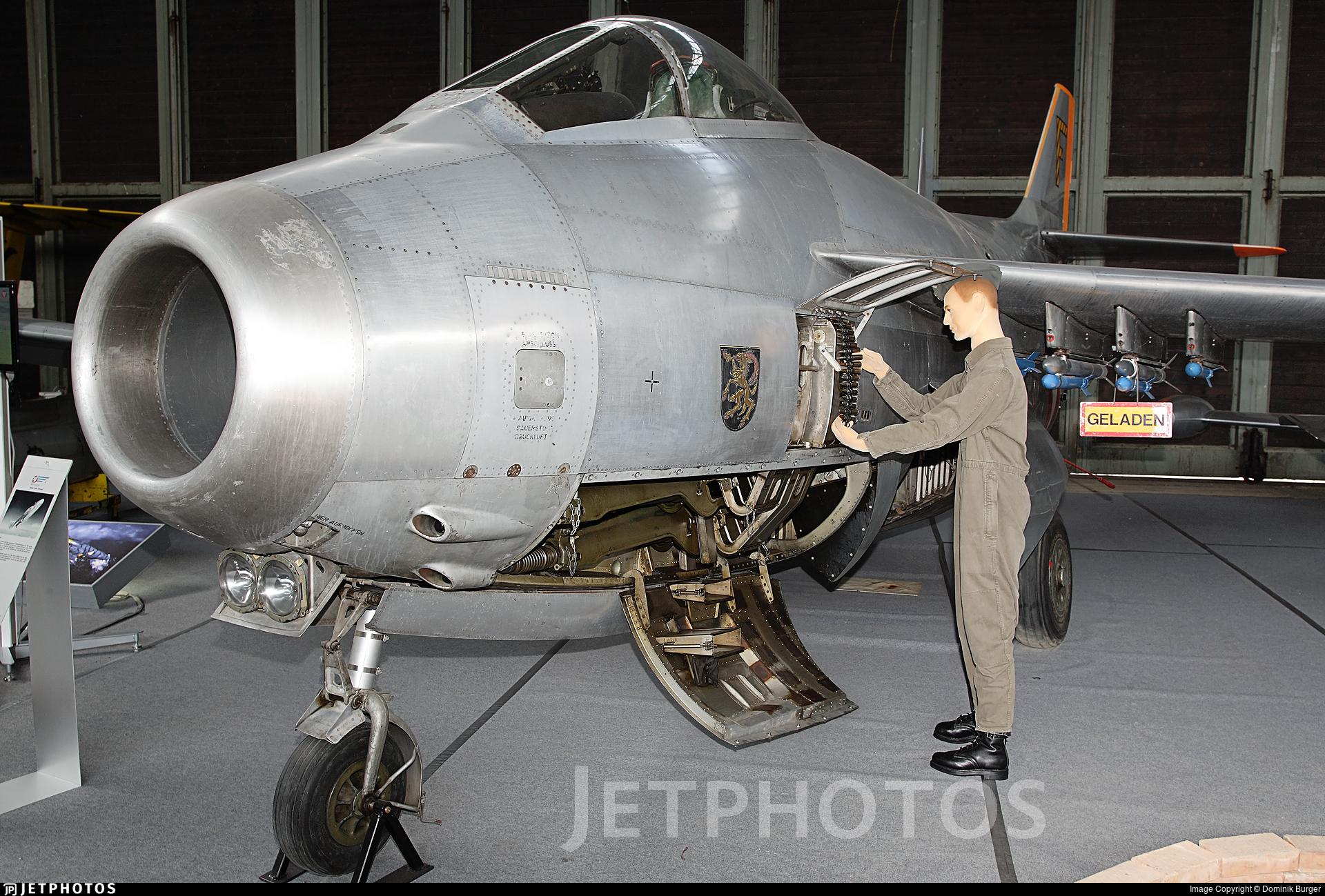 29449 - Saab J-29F Tunnan - Austria - Air Force