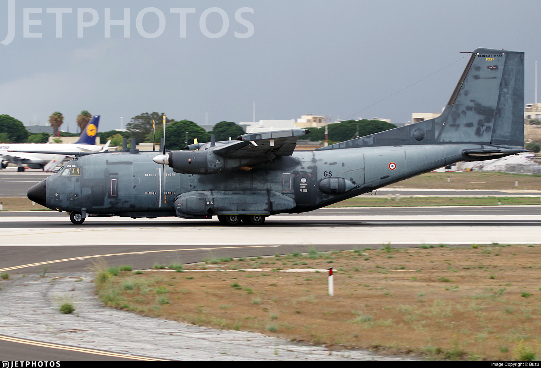 F221 - Transall C-160G - France - Air Force