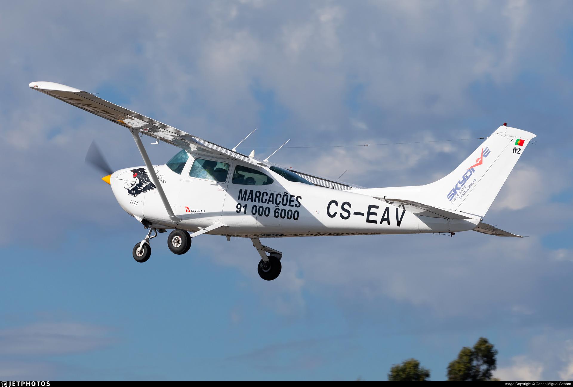 CS-EAV - Cessna 182Q Skylane - Skydive Maia