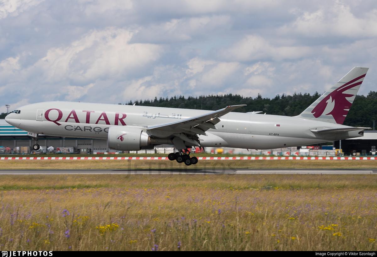 A7-BFK - Boeing 777-FDZ - Qatar Airways Cargo