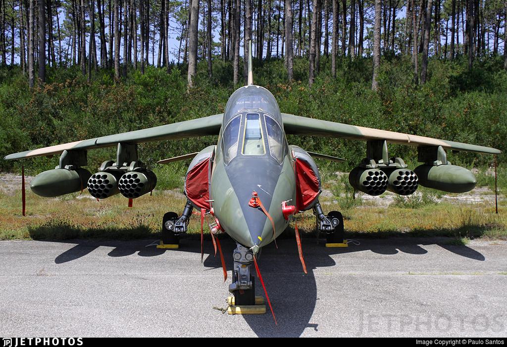 15246 - Dassault-Breguet-Dornier Alpha Jet A - Portugal - Air Force