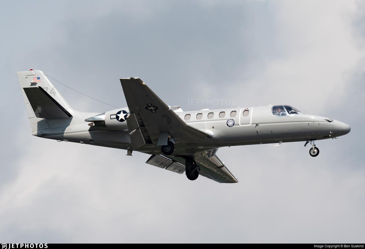 166374 - Cessna UC-35D Citation Encore - United States - US Marine Corps (USMC)