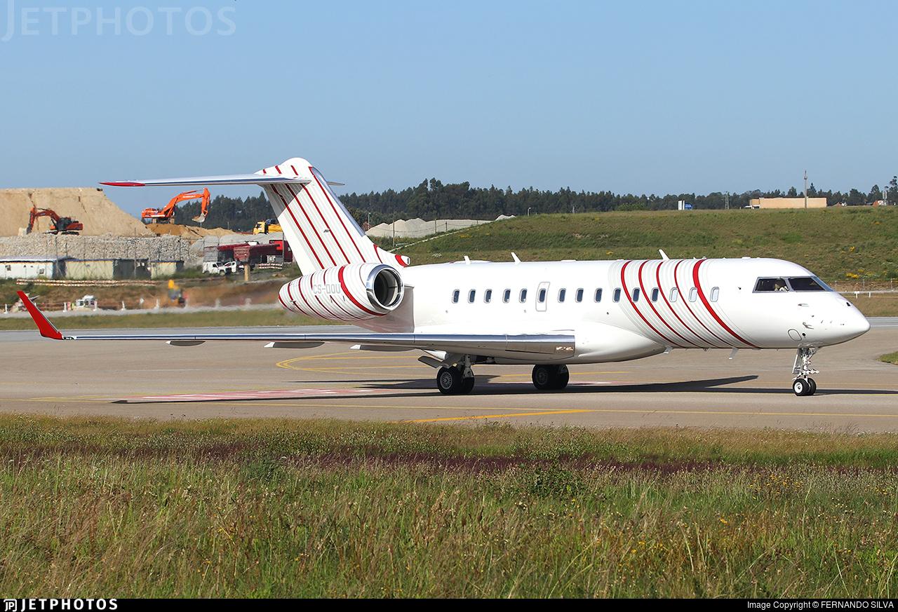 CS-DOU - Bombardier BD-700-1A10 Global 6500 - Private