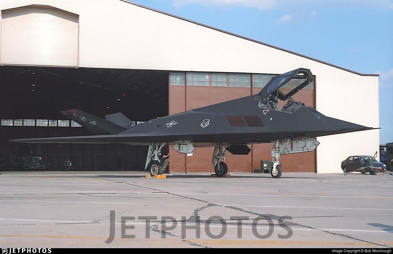 85-0835 - Lockheed F-117A Nighthawk - United States - US Air Force (USAF)