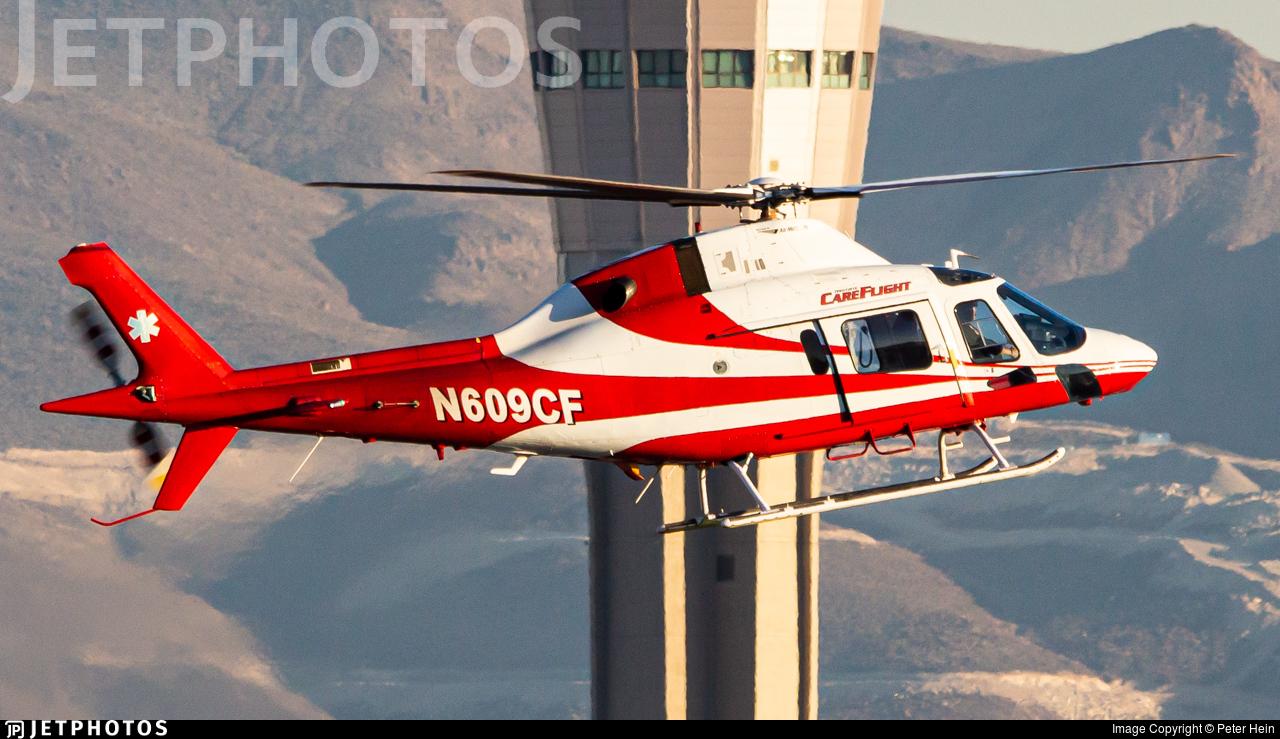 N609CF - Agusta A119 Koala - Tristate CareFlight