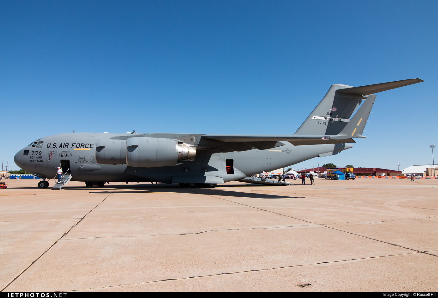 07-7179 - Boeing C-17A Globemaster III - United States - US Air