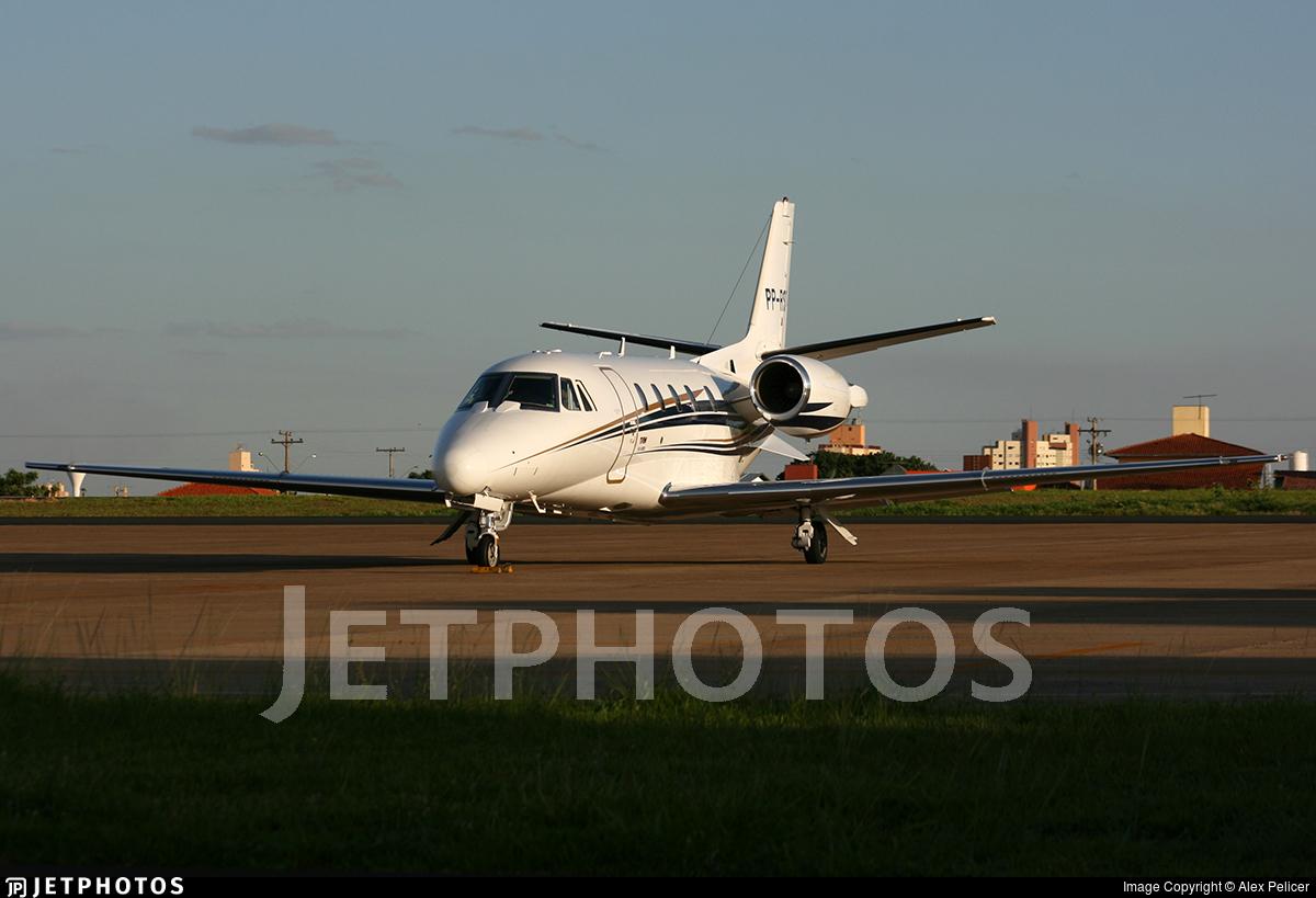 PP-RST - Cessna 560XL Citation XLS - Private
