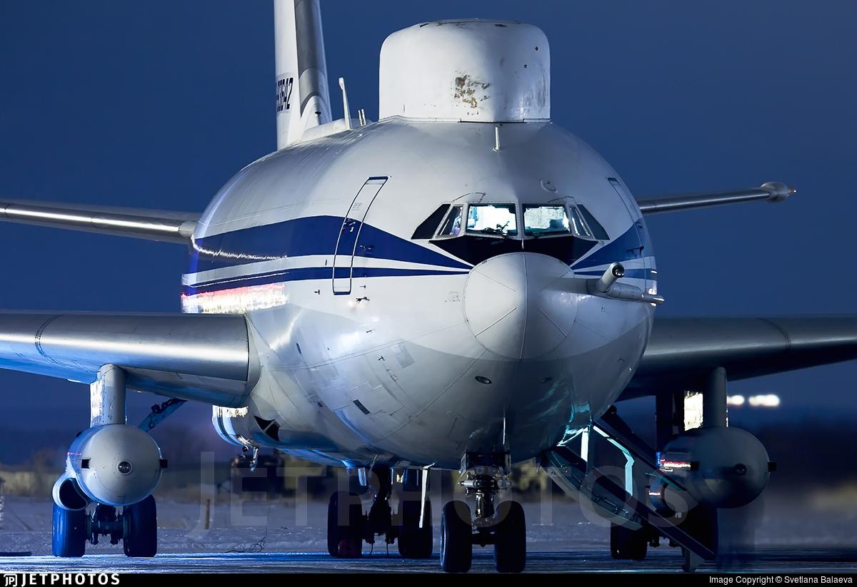 RF-93642 - Ilyushin IL-80VKP - Russia - Air Force