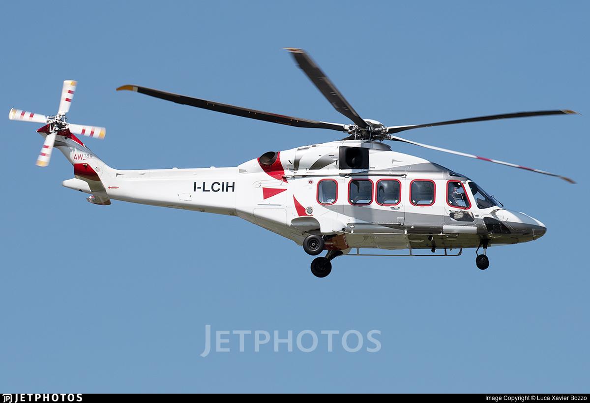 I-LCIH - Agusta-Westland AW-189 - Agusta-Westland