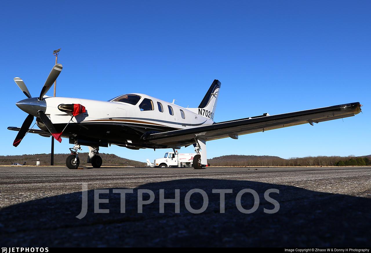 N702GS - Socata TBM-700 - Jett Aircraft
