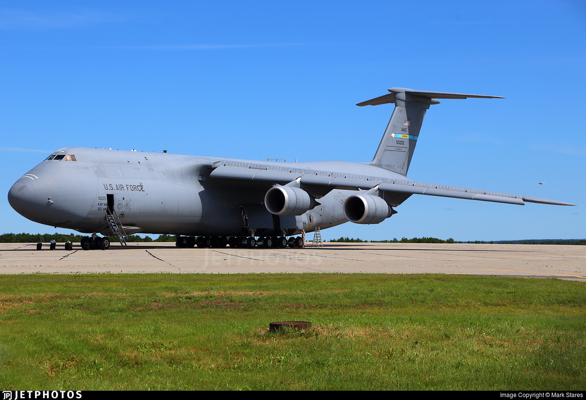 85-0005 - Lockheed C-5M Super Galaxy - United States - US Air Force (USAF)