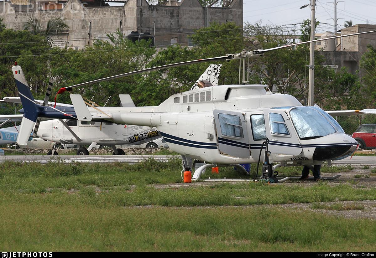 XB-ABB - Bell 206L LongRanger - Private