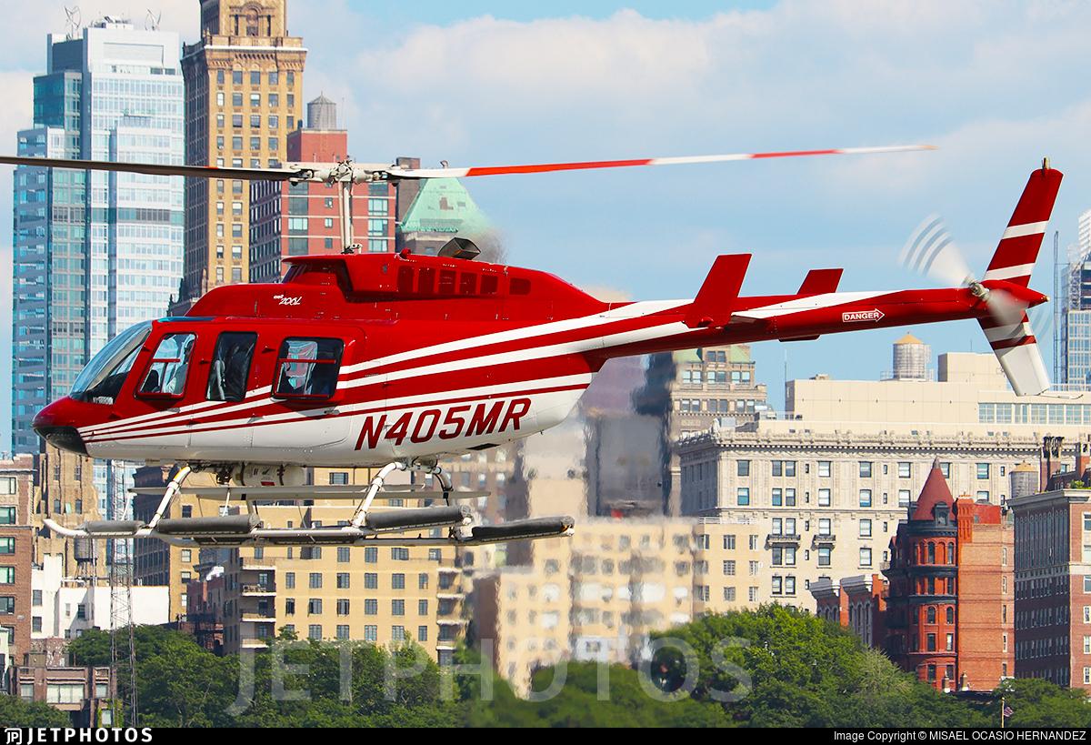 N405MR - Bell 206L-4 LongRanger - Private