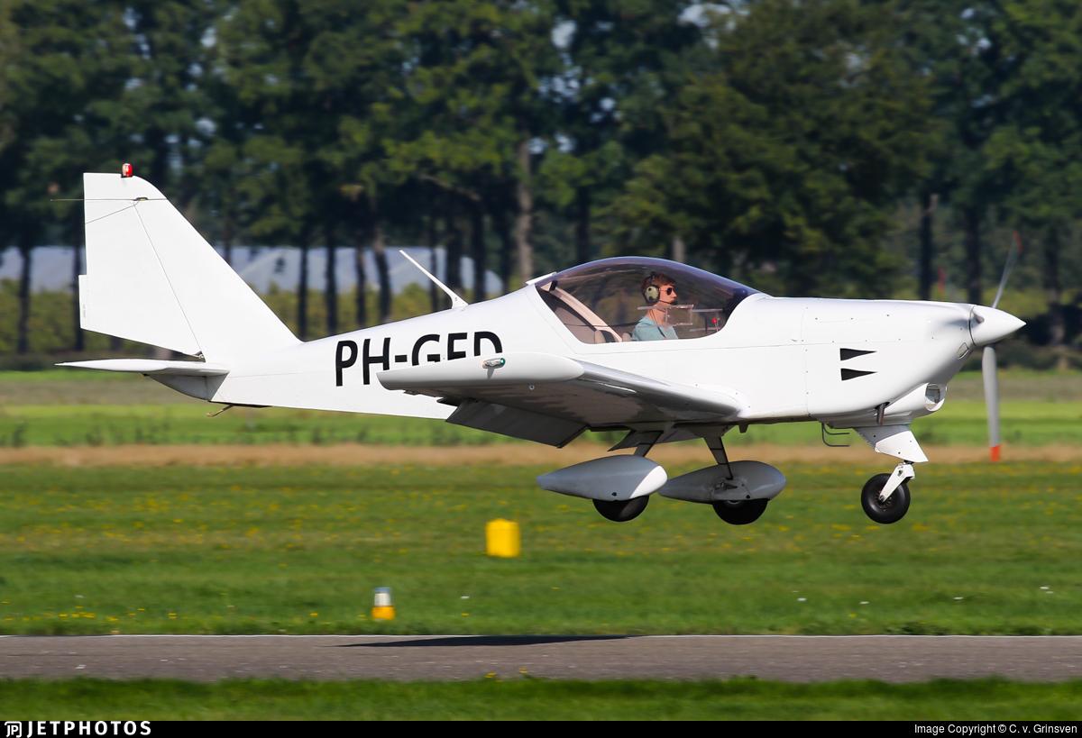 PH-GED - Aero AT-3-R100 - Private