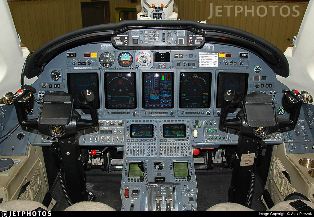 C Gapt Cessna 750 Citation X Private Alex Pierzak
