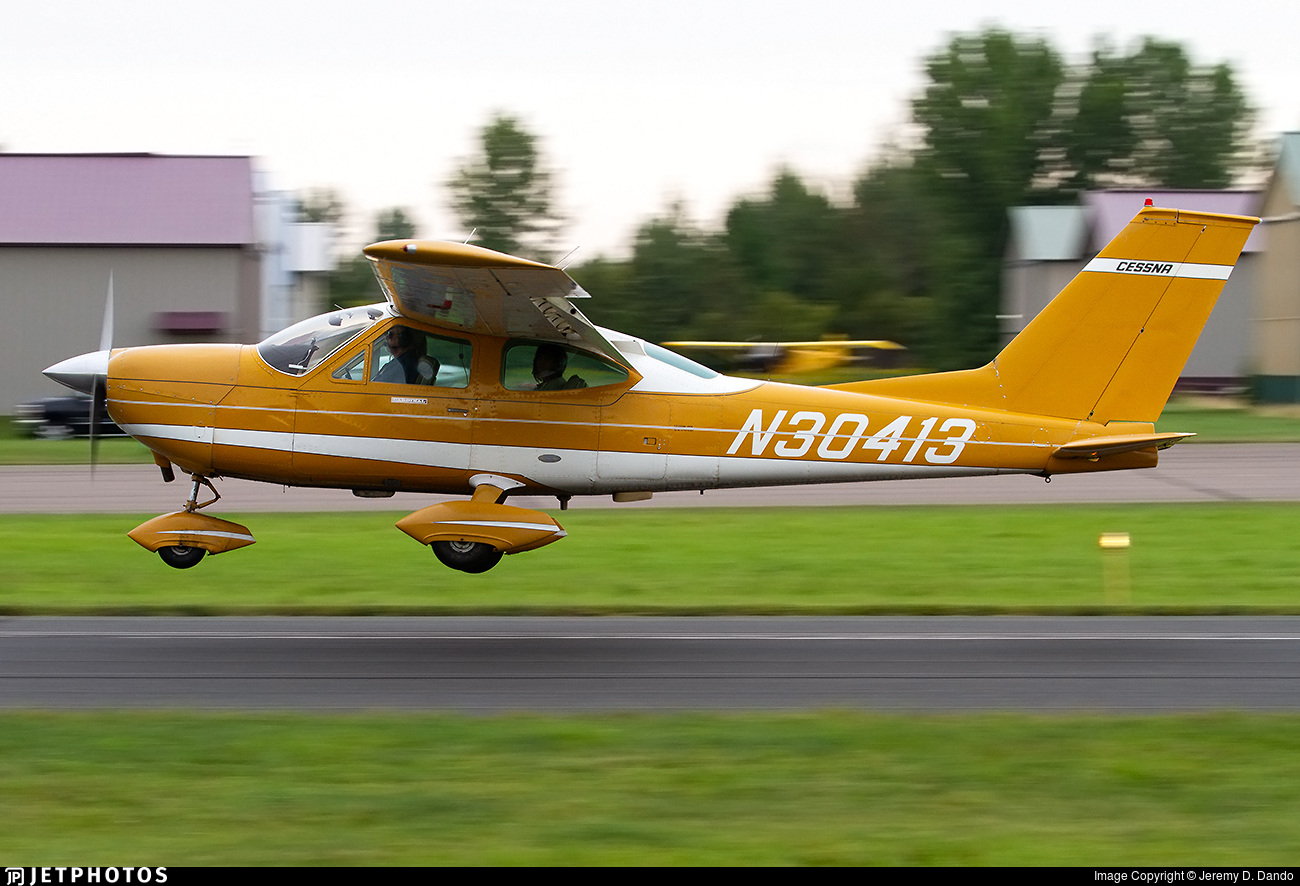 N30413 - Cessna 177A Cardinal - Private